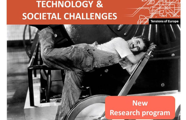 New ToE research program: Technology & Societal Challenges 1815-2015