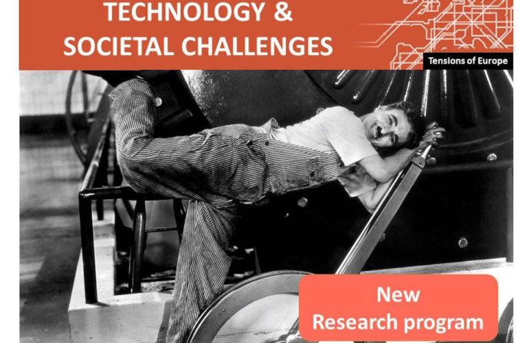 New ToE research program: Technology & Societal Challenges 1815-2015
